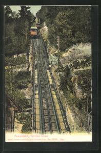 AK Funiculaire, Territet-Glion, Bergbahn