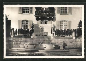 AK Liestal, Wehrmännerdenkmal