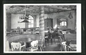 AK Zürich, Taverne Valaisanne im Hotel Merkur