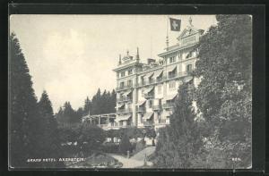 AK Axenstein, Motiv vom Grand Hotel