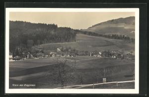 AK Enggistein, Panorama