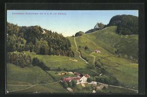 AK Kilchzimmer, Ferienheim Kilchzimmer mit Bölchen