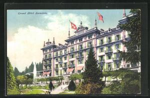 AK Axenstein, Grand Hotel Axenstein