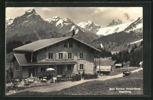 AK Engelberg, Restaurant Pension Untertrübsee