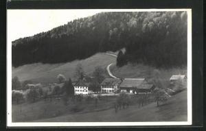 AK Langenbruck, Pension Bachthalen