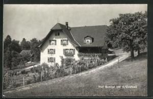 AK Arboldswil, Hof Schlief