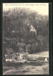 AK Ramsach, Station Läufelfingen
