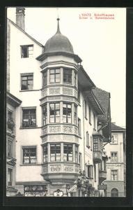 AK Schaffhausen, Erker z. Schmidstube
