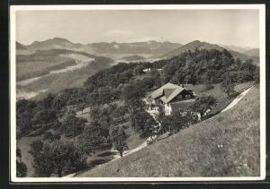 AK Wisen, Blaukreuz-Ferienheim Hupp