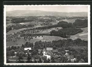 AK Finstersee, Ortsansicht mit Blick ins Land