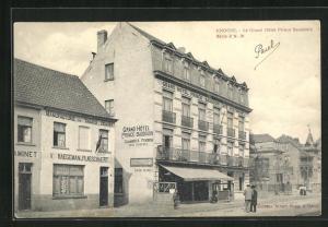 AK Knocke, Le Grand Hotel Prince Baudouin