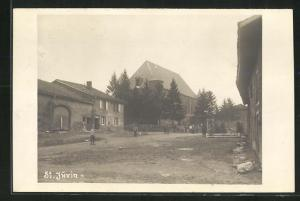 AK St. Juvin, Ortspartie