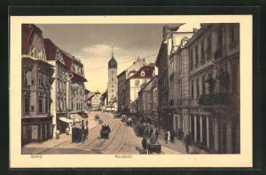 AK Graz, Murplatz