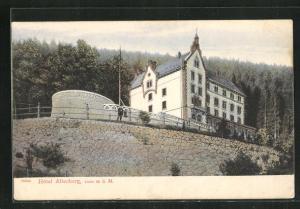 AK Altenberg, Hotel Altenberg