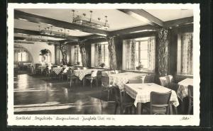 AK Langenschwand, Sporthotel Sorgschrofen, Speisesaal