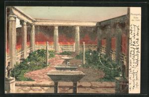 AK Pompei, Casa dei Vetti