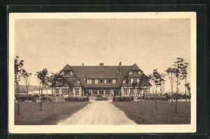 AK Mulhouse, Hotel Du Rhin