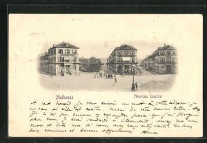 AK Mulhouse, Nouveau Quartier