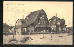 AK La Panne, Hotel du Parc