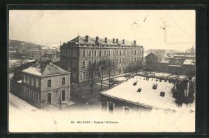 AK Belfort, Hopital Militaire