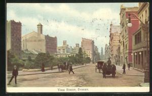 AK Sydney, York Street