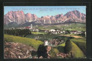 AK Cortina d'Ampesso, Gesamtansicht