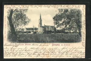 AK Bregenz a. Bodensee, Kloster Mererau