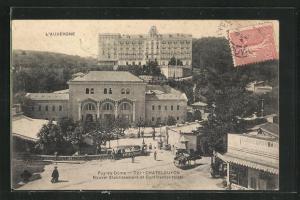 AK Chatelguyon, Nouvel Etablissement et Continental-Hotel