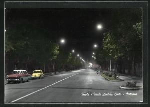AK Imola, Viale Andrea Costa, Notturno