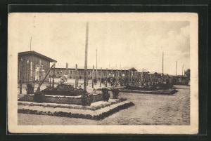 AK Dülmen, Lager, Gruppe III, Kriegsgefangene