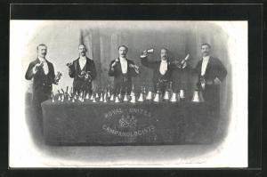 AK Royal United Campanologists, Glockenspieler