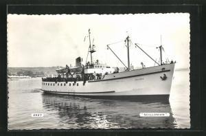AK Britisches Passagierschiff Scillonian