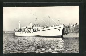 AK Penzance, RMV Scillonian, Passagierschiff