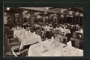 AK Empress of Canada Tourist Dining Room, Passagierschiff