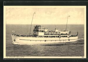 AK Bridlington, Passagierschiff Thornwick