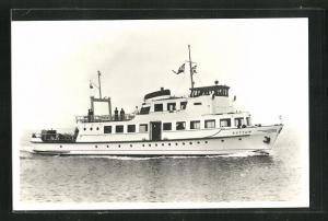 AK D. S. Passagiersboot Rottum