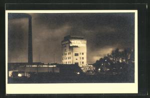 Foto-AK Worms, Heyl-Lederfabrik