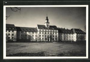 AK Sigmaringen, Ansicht der Kaserne