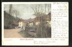 AK Klein-Rumbach, Ortspartie