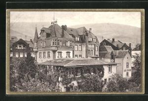 AK Bullay / Mosel, Hotel Andries