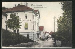 AK Walzenhausen, Hirschen und Gütle