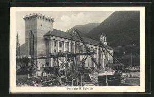 AK Siebnen, Kraftwerk Wäggital, Zentrale II