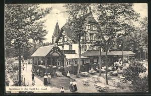 AK Basel, Restauration Waldhaus in der Hardt