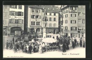 AK Basel, Fischmarkt
