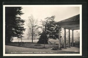 AK Constantine, Chateau de Constantine, Maison de repos, Le Parc