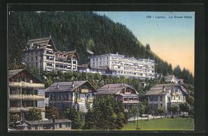 AK Leysin, Le Grand Hotel