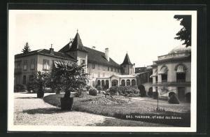 AK Yverdon, Grand Hotel des Bains