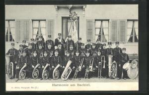 AK Hinwil, Harmonie am Bachtel, Blaskapelle