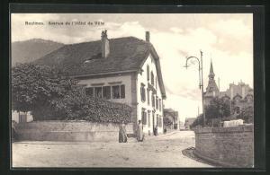 AK Baulmes, Avenue de l`Hotel de Ville