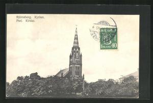 AK Björneborg, Kyrkan